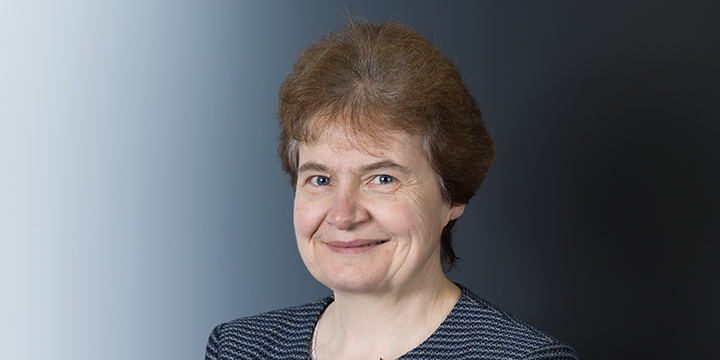 Dr Fiona Rayment, NNL Chief Science and Technology Officer (CSTO)
